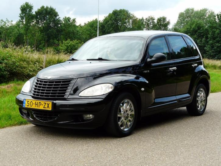 Chrysler PT Cruiser 2.0 I 16V 2001 Zwart
