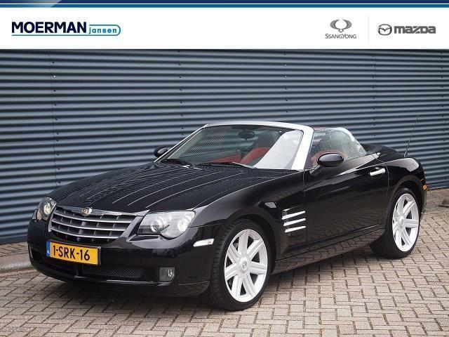 Chrysler Crossfire Cabrio 3.2 V6 / 73323 / Automaat / Voll.