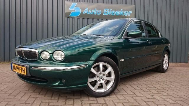Jaguar X-TYPE 2.0 V6 EXECUTIVE