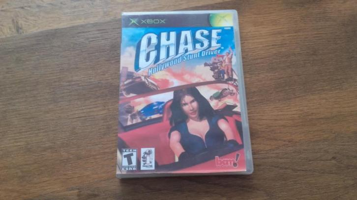 Chase Hollywood Stunt Driver