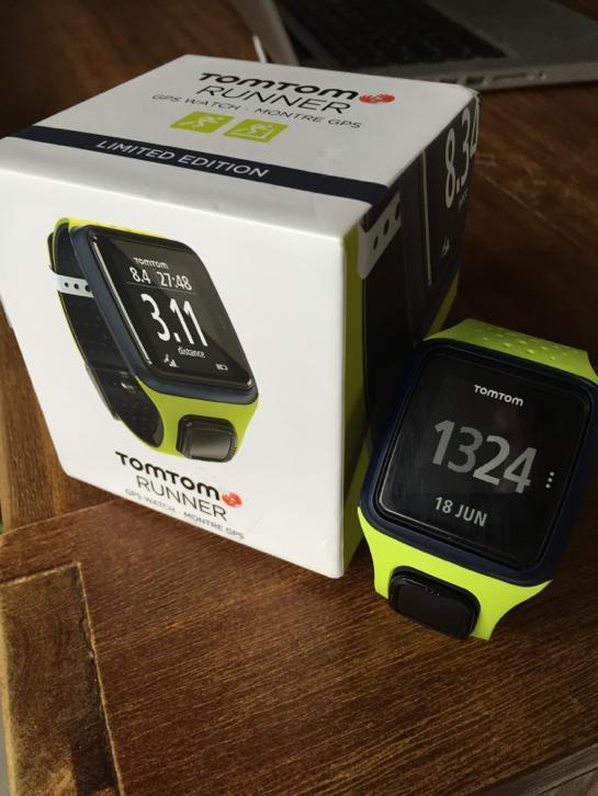 TomTom Runner limited edtion