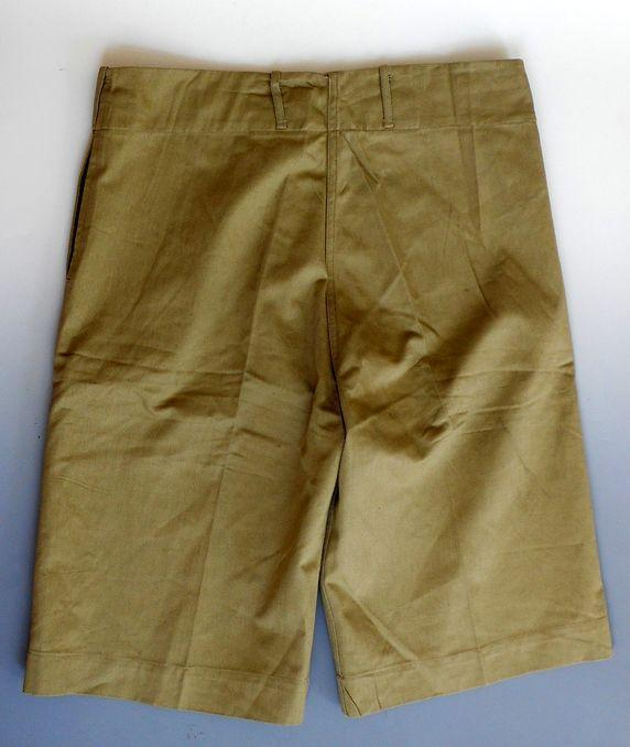Uniform AUS/CAN. Legershorts. gevechtskleding