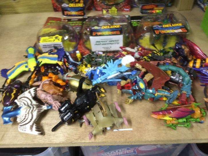 GROOT lot transformers €200