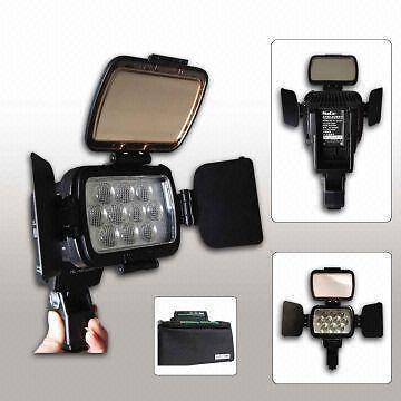 Hualin HL-10 LED On Camera Light