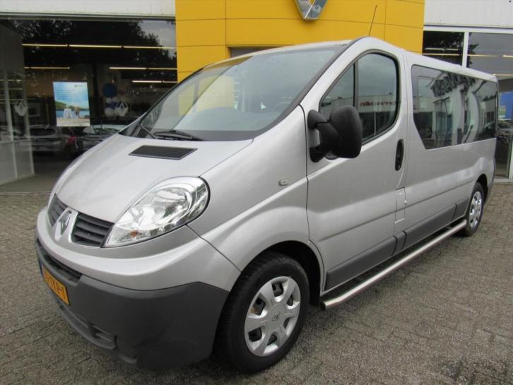 RENAULT Trafic GR. PASS..2.0DCI 90 EXPR. 9 PERSOONS!