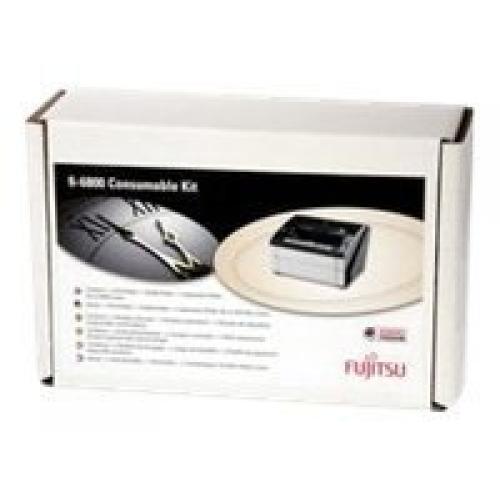 Fujitsu Consumable Kit voor de fi-6800 en fi-6400 Twin Set