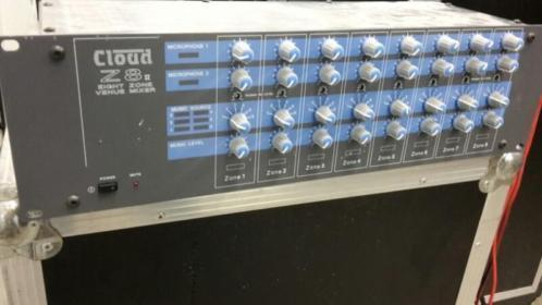 CLOUD Z8 zone mixer