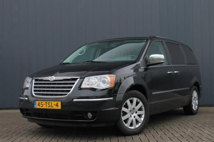 Chrysler Grand Voyager 2.8 CRD LIMITED EDITION AUTOMAAT / ST