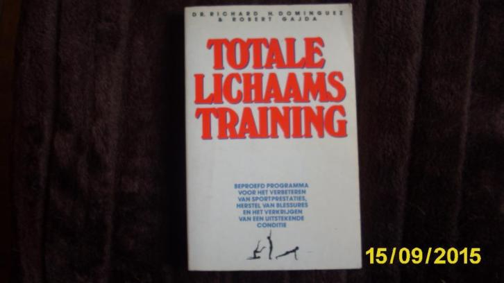 totale lichaamstraining/DrRichard H Dominiques