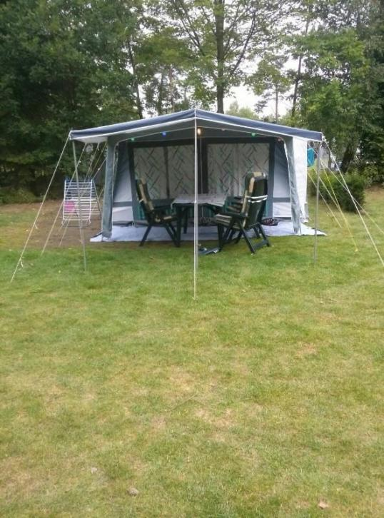 6 persoon bungalowtent