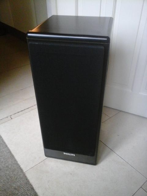 2 Soundboxen Philips fb815