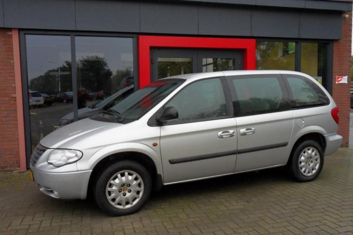 Chrysler Voyager 2.4i SE Luxe Airco Cruise 7 persoons