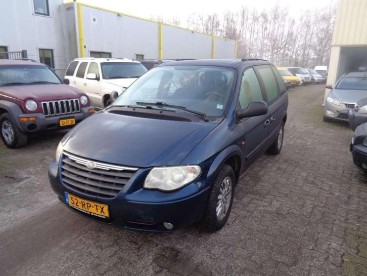 Chrysler Voyager 3.3i V6 SE Luxe / Clima / 7-pers / Automaat