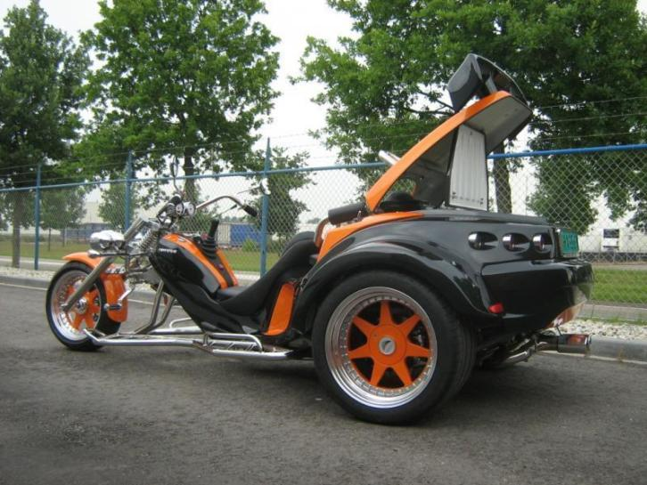 Rewaco RF-1 GT TRIKE ford turbo
