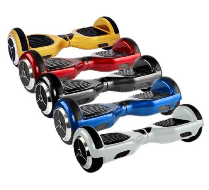 Self balance wheels