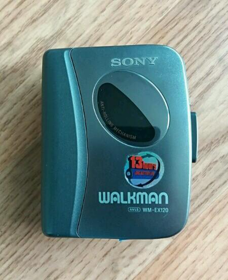Sony Walkman WM-EX 120