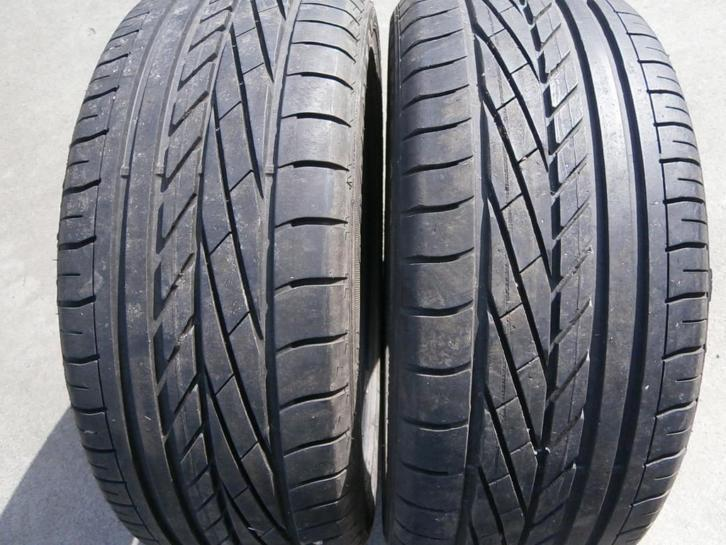 2x GoodYear Banden Maat 225/65/17 R16 €90 All-In