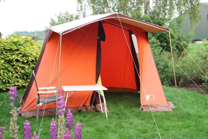 Tweepersoons bungalowtent