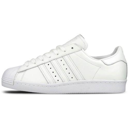 Adidas Superstar Wit/ Wit voor heren TOPPER