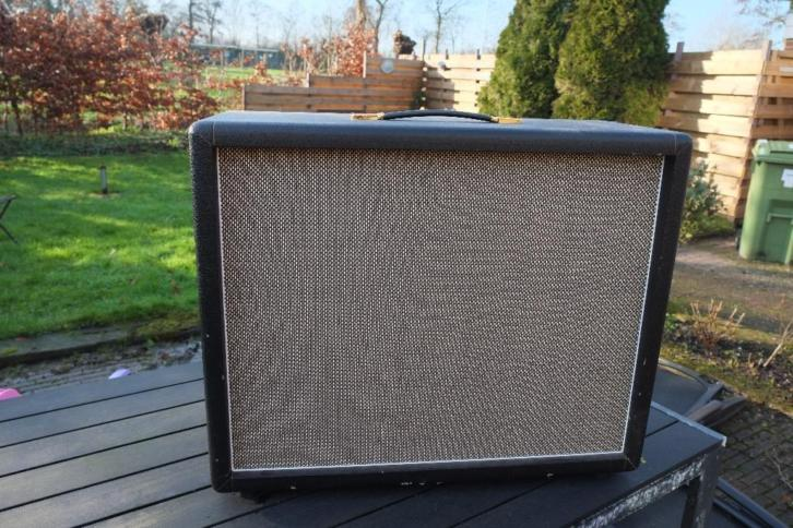 TAD 2x12 cabinet , WGS ET65 speakers