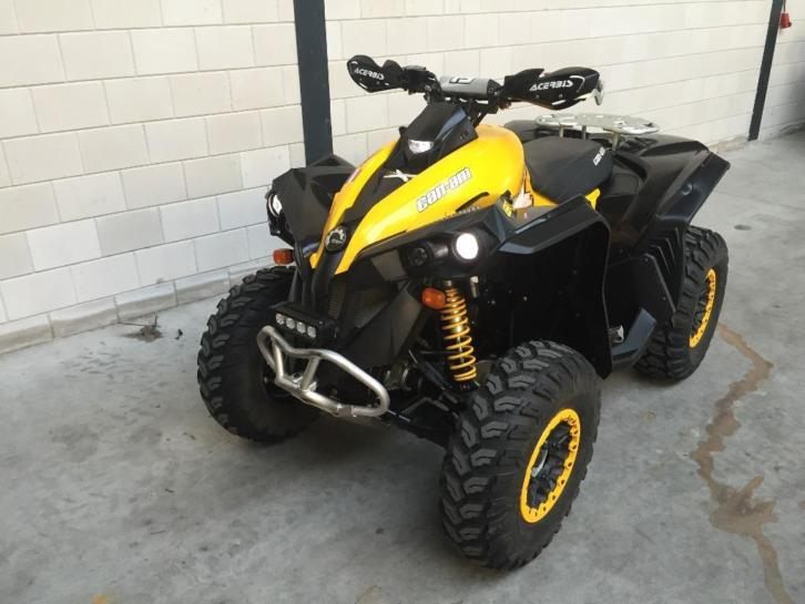 Can Am Renegade 1000XXC 2015