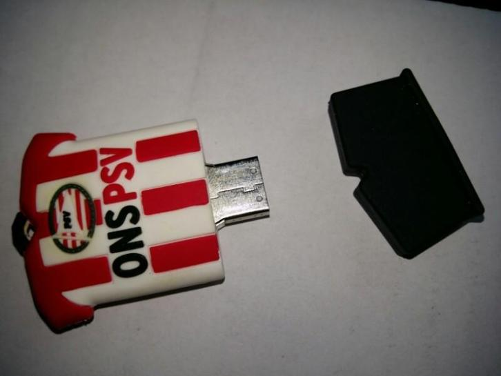 USB stick in PSV outfit