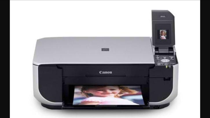 Canon scanner/printer type MP 560