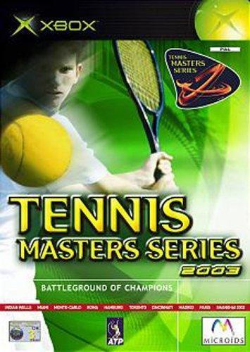 Tennis Masters Series 2003 (Xbox)