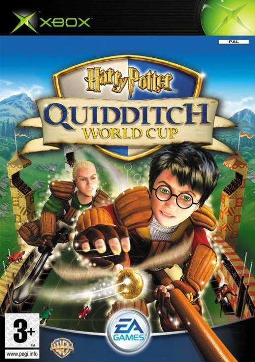 Harry Potter WK Zwerkbal (Xbox)