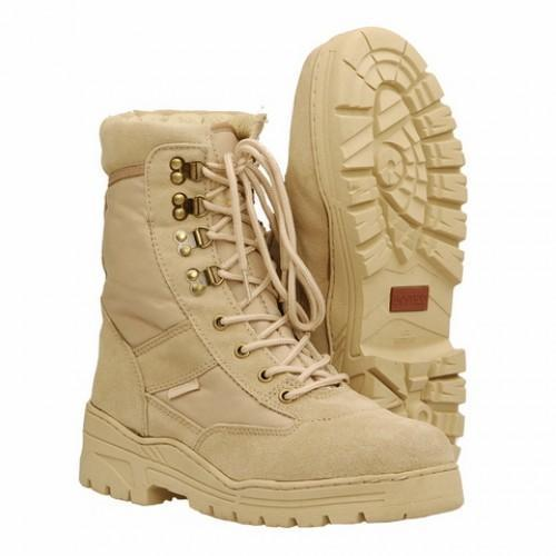 Stevige Pr. Sniper-Security boots