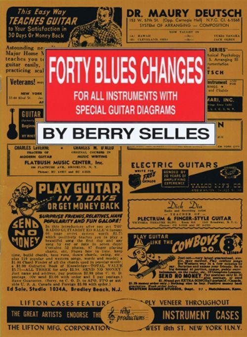 Forty Blues Changes | Frank Rich