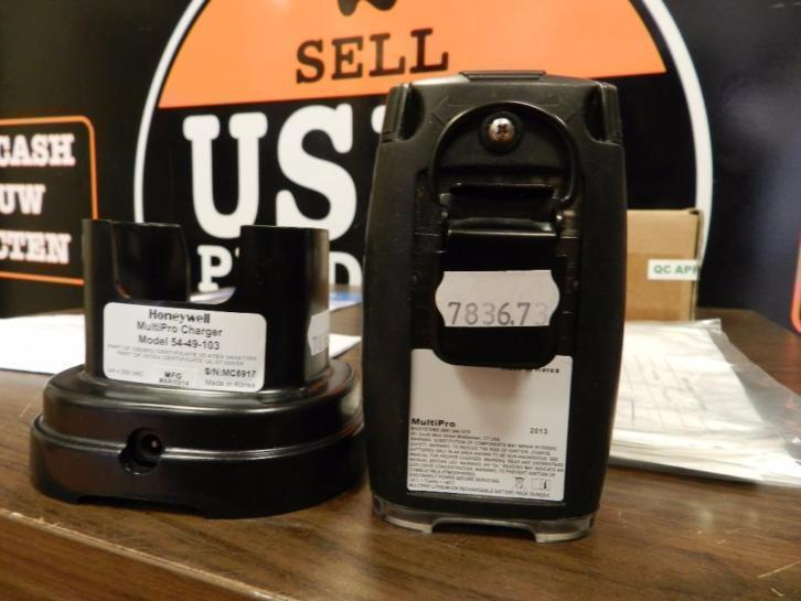 Honeywell / Sperian MultiPro Gas Detector | Used Products