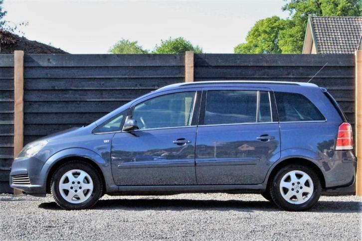 Opel Zafira 1.6 Cosmo 7-PERS, NETTE STAAT