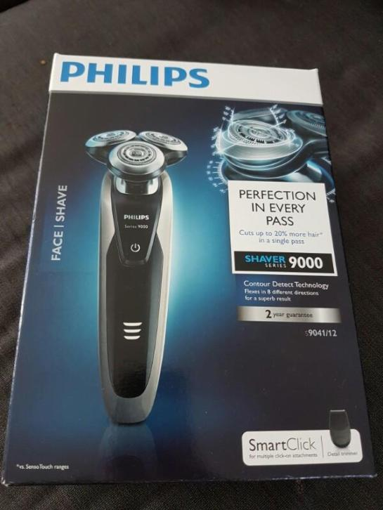 Philips shaver 9000 S9041/12