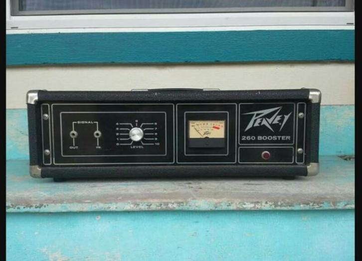 Peavey booster 260