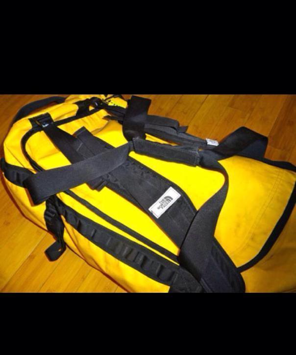The North Face backpak