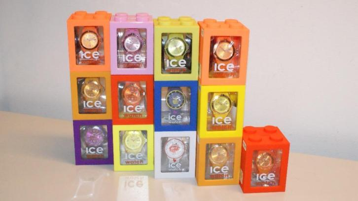 H001 t/m H013. Ice-Watch + Box & Giftbag ***NIEUW***