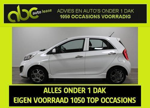 KIA PICANTO 1.0 CVVT - 5DRS - Design Edition - Airco - Audio
