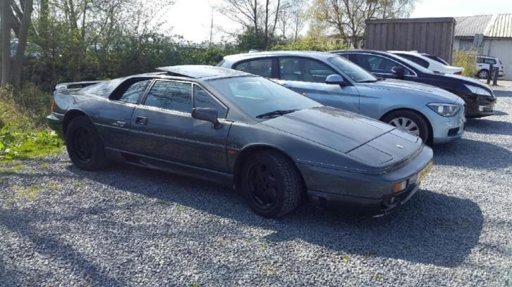 Lotus Esprit Turbo SE U9