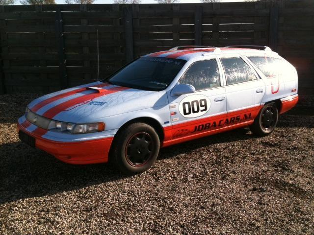Mercury Sable 3.8 V6 Gulf Edition Le Mans 1993 171.952 Km