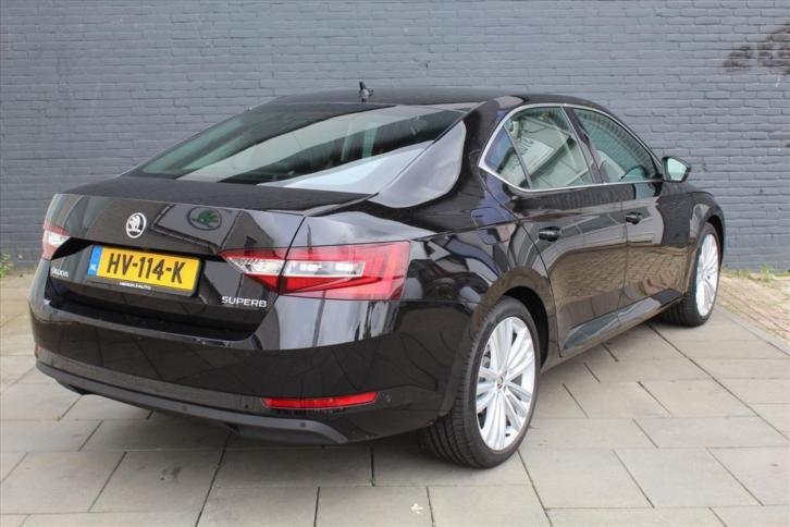 Skoda Superb 2.0 TDI 150pk STYLE BUSINESSLINE | Full Options