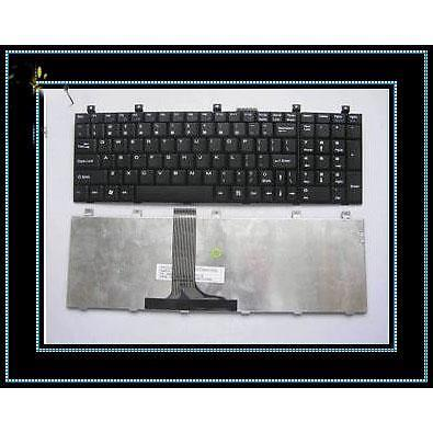 Notebook keyboard for MSI CR600 CX500 (KBMS004)