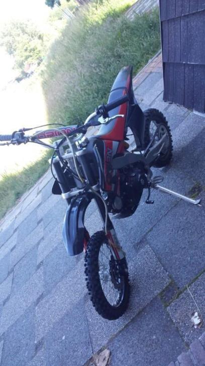 Pitbike 125cc Orion