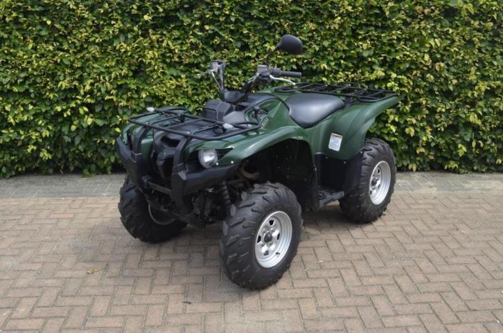 Yamaha Grizzly FR700 4WD