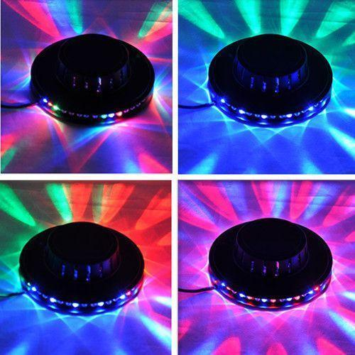 shopndrop LED RGB Disco Tornado kleurTransparent white