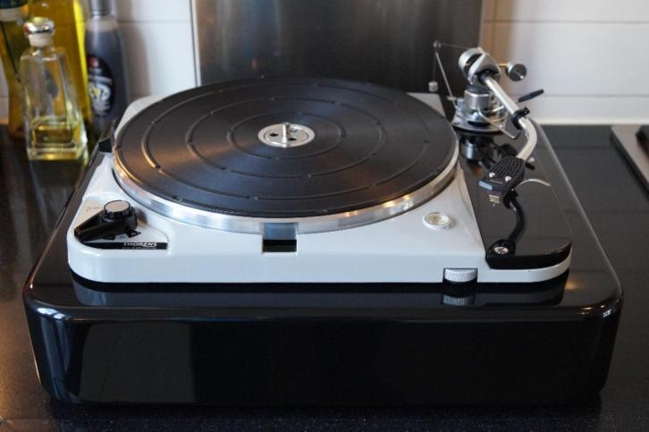Thorens TD 124 MKII in perfecte staat