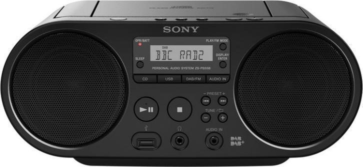 Sony ZS-PS55B radio
