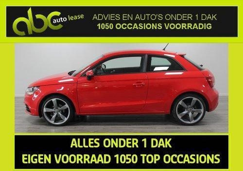 Audi A1 1.2 TFSI Attraction-Proline-Business-Climate Control