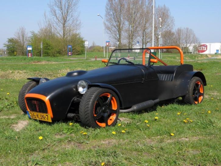 Lotus Super Seven Replica ZOMERAANBIEDING!!!