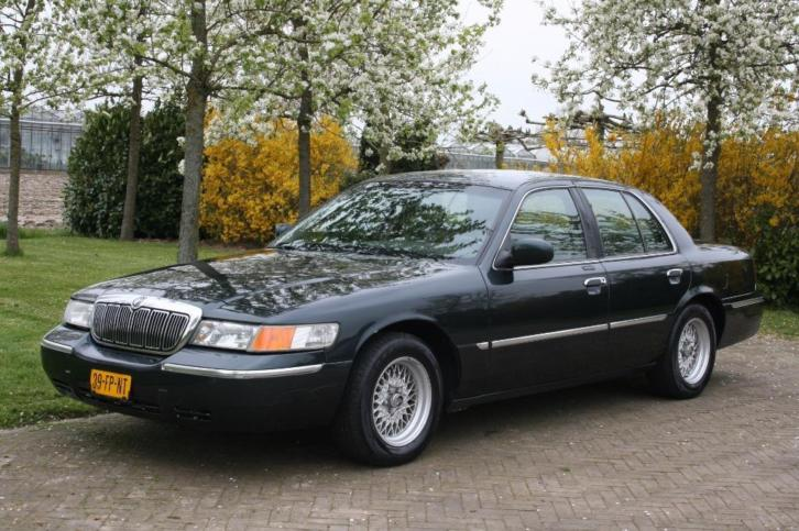Mercury Grand Marquis LS 4.6 V8 2000